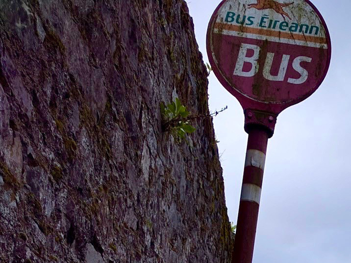 Long Distance Bus Stop